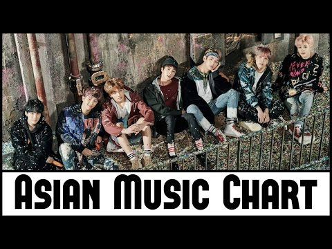 ASIAN MUSIC CHART February 2017