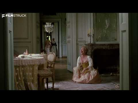 DANGEROUS LIAISONS, Stephen Frears, 1988 - Glenn Close Break