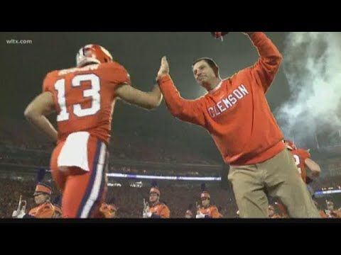 Clemson's Dabo Swinney: 'If 12-0 is not good enough then it is time to seek other places'