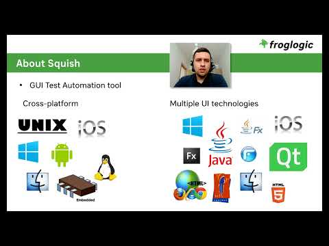 Creating Automated GUI Tests for Embedded Applications – Dev/Des 2021