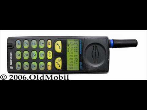 Rerto old ringtons Ericsson