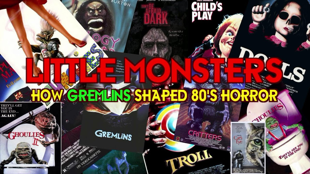 Little Monsters: How Gremlins Shaped 80's Horror Movies!