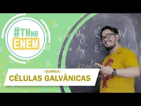 Células Galvânicas - Química