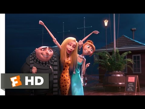 Despicable Me 2 (8/10) Movie CLIP - Worst Date Ever (2013) HD