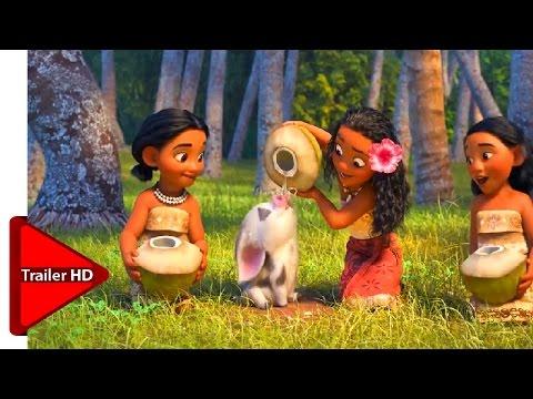 Công chúa MOANA Official Vietsub Trailer 2016 - Dwayne Johnson