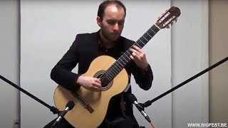 Corentin Schlegel - Brussels International Guitar Festival & Competitions 2020 - Advent Season