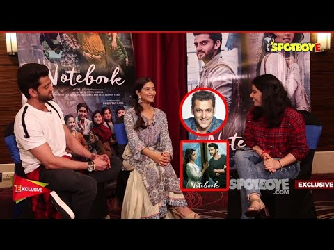 Pranutan Bahl-Zaheer Iqbal EXCLUSIVE Interview: No-Holds-Barred On Salman Khan, Nepotism & Notebook