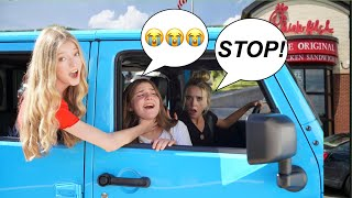 ARGUING In The DRIVE THRU'S To See People's REACTIONS Prank! **FUNNY REACTIONS**💋😡 | Jenna Davis