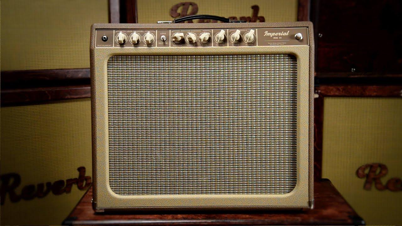 Tone King Guitar amplifiers