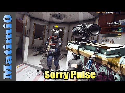 Sorry Pulse - Rainbow Six Siege