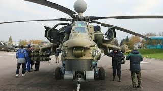 Russia's cutting edge shipborne helicopters complete first stage of trials