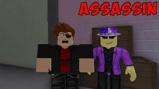TRADING + OPENING CASES! (Roblox Assassin)