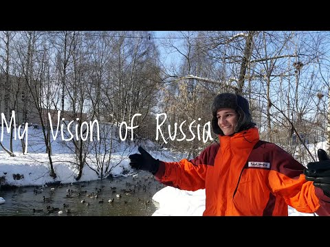 My Vision of Russia - 10 Reasons to go to Russia - Andrea Mason (AFS Italy 2017-2018)