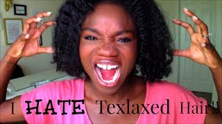 What I HATE About My Texlaxed (Relaxed) Hair!
