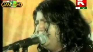 ABIDA PARVEEN -- LAL MERI PAT RAKHIYO BHALA JHOLE LALAN - YouTube.FLV