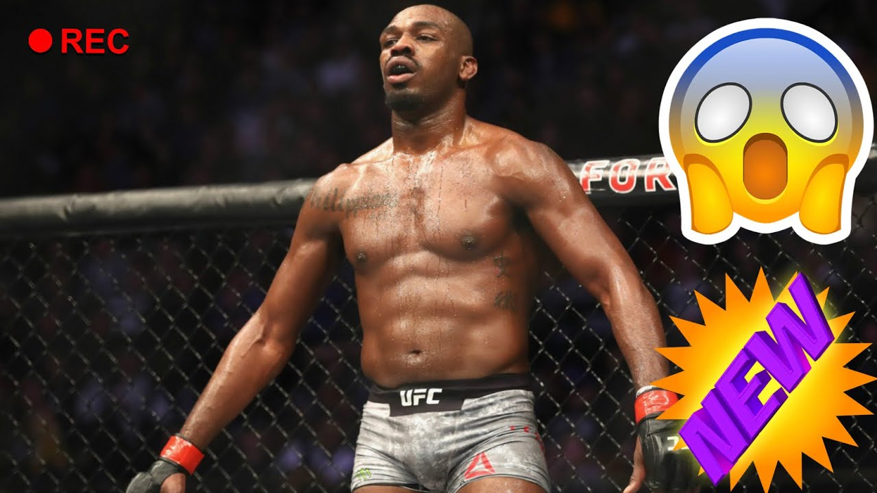 UFC's Jon Jones arrested for alleged DWI, negligent use of firearm