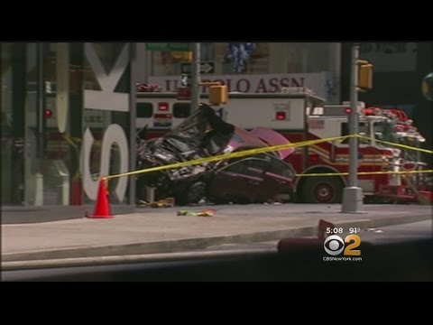 Times Square Incident 'Rude Awakening' For NYPD