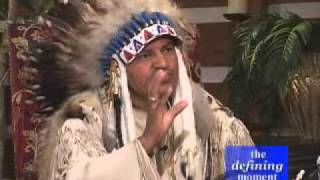Native American Spirituality - The Defining Moment Television Talk Show