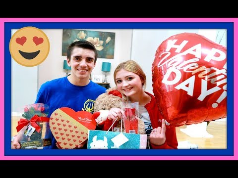 I CAN'T BELIEVE HE DID THIS! | VALENTINES DAY SURPRISE!
