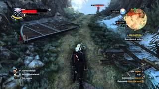 The Witcher 3 - Armor Set Ursídeo Melhorado Nv22