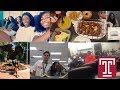 Sophomore SZN Vlog 3 1st Week Of Classes Temple University mp3