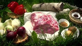 видео блюда на мангале