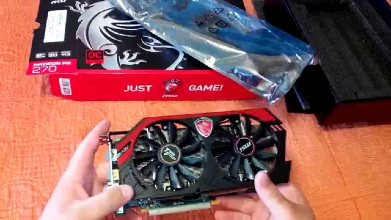 AMD R9 270X Crossfire v. Single R9 270X Furmark Results - YouTube