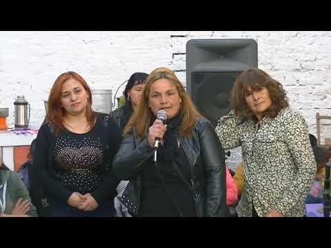 Inauguración del Centro integral de la Mujer en Quilmes