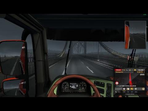 ETS 2 || Ruta: Aberdeen - Verona || Convoy en DIRECTO!!!