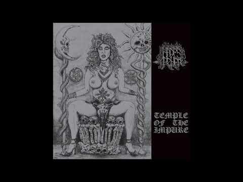 Hades Archer - Temple of the Impure (Full Album) (2017)