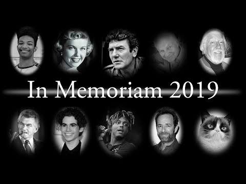 In Memoriam 2019: The Famous Faces And Notable People We Lost In 2019