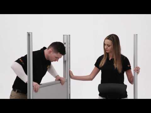 Sunline Sliding Cubicle Series - Instructional Video