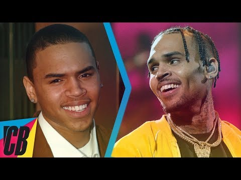 Chris Brown's Hair Style EVOLUTION over the years