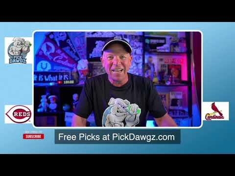 St. Louis Cardinals vs Cincinnati Reds Free Pick 8/22/20 MLB Pick and Prediction MLB Tips