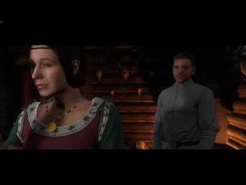 Kingdom Come Deliverance: Henry Gets Laid with Lady Stephanie |