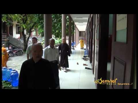 SEN VIỆT Video 1: Hòa Thượng Thích Minh Châu viên tịch