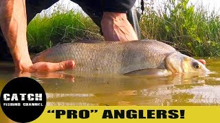 BREAM ON THE FEEDER  / TACKLE PREPARATION / PROFESSIONAL ANGLERS - THURSDAY NIGHT VLOG