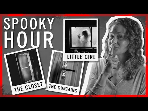 Scary True Stories: The Closet, The Curtains, Little Girl