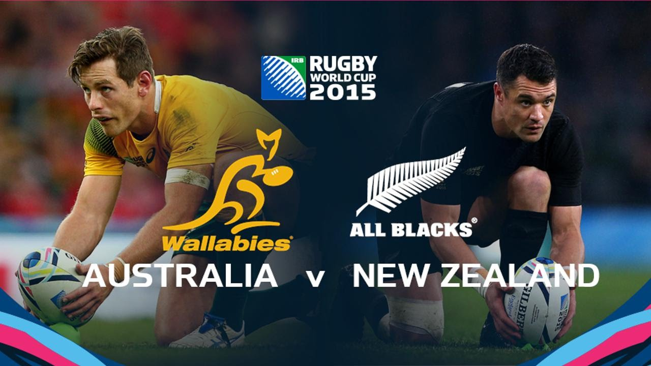 Australia V New Zealand Rwc Final Preview