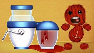 MEAT BUDDY JUICE | All Appliances vs The Buddy | Kick The Buddy