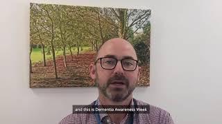 Dementia Awareness Week 2021 - Paul Corcoran