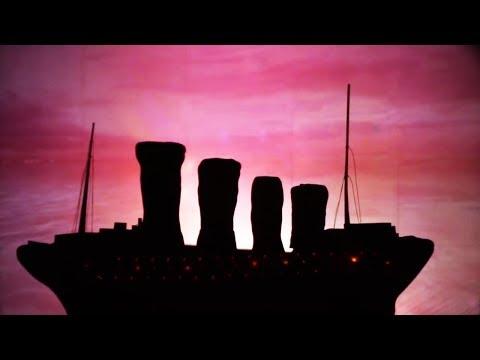 Titanic Shadow perfomance - Shadow Theatre VERBA