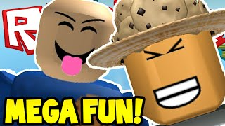 Roblox | MEGA FUN OBBY! | THE CHALLENGE RACE!