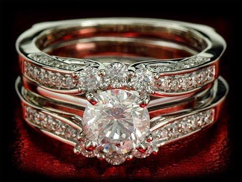 Золотое кольцо с бриллиантами 2.05 карат
