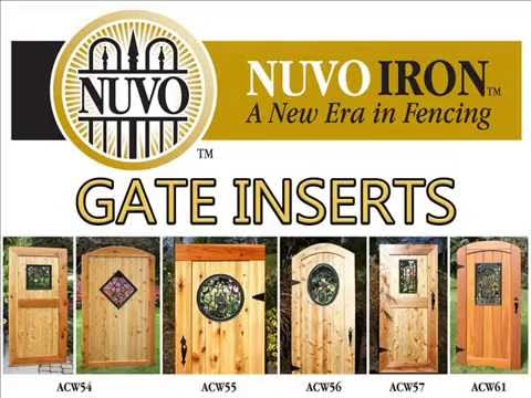 Nuvo Iron Gate Inserts Xtreme Edeals Authorized