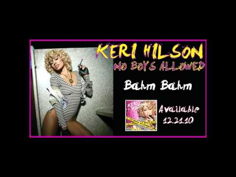 Keri Hilson-Bahm Bahm (Do It Once Again)