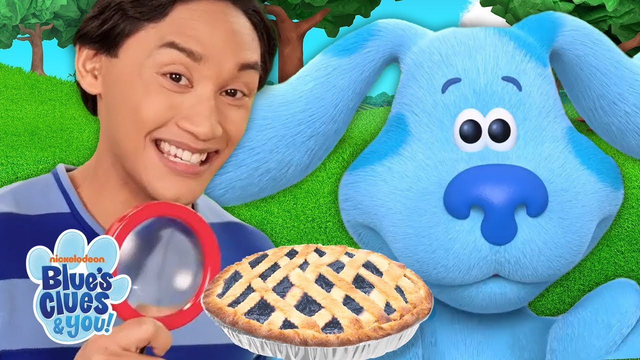 Mr. Salt's Pie Is Missing! 🥧 ! Blue's Clues & You!