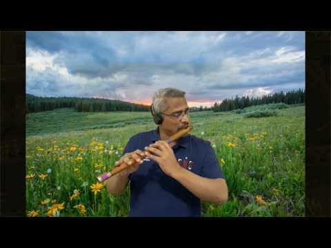 Tere husn ki kya taarif karun (flute on karaoke) mp3