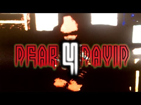 DEAR DAVID 4: EL FIN SE ACERCA  ~ Angel David Revilla