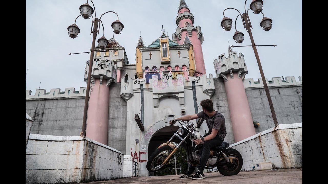 Abandoned Amusement Park Abandoned Theme Park Dreamland Japan Disney Inspired